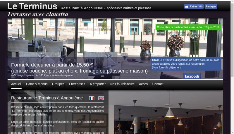 Capture d'écran du site de Cocorico