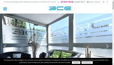 Site internet de Le 3Ce