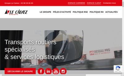 Site internet de Rct