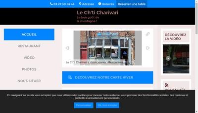 Site internet de Le Charivari
