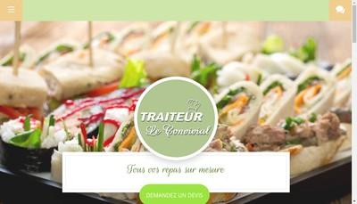 Site internet de Le Convivial SARL