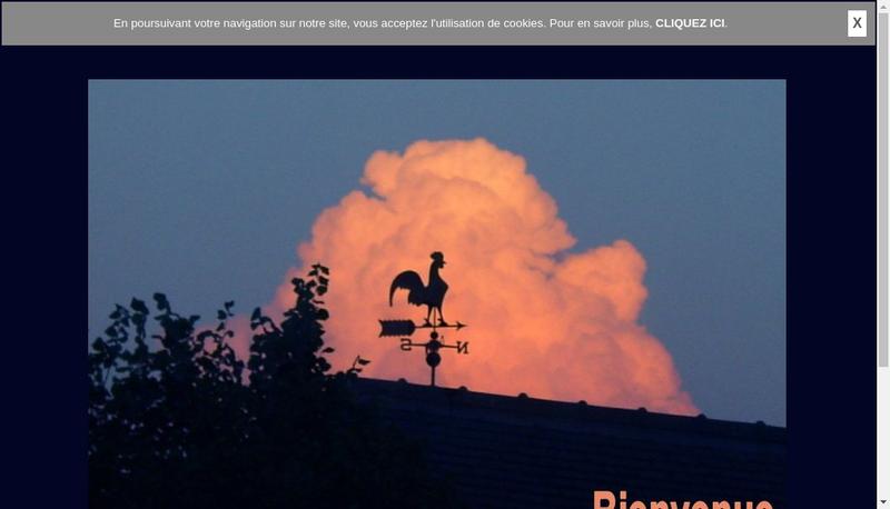 Capture d'écran du site de Lecoq SA