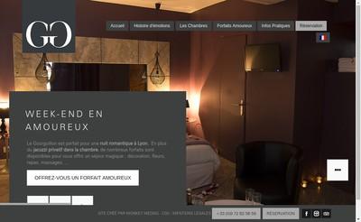Site internet de La Buissonniere