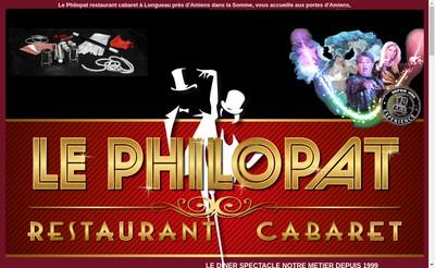 Site internet de Le Philopat