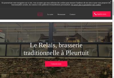 Site internet de Le Relais
