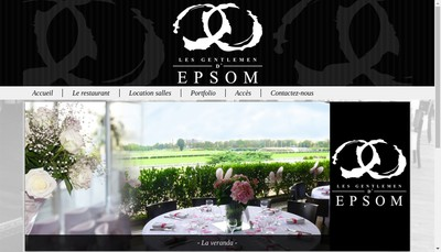 Site internet de Les Gentlemen d'Epsom
