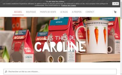 Site internet de Arch