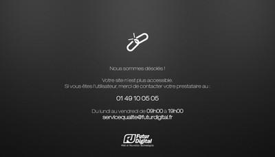 Site internet de Menuiserie Letellier