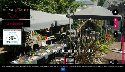 Site internet de La Muse Bouche
