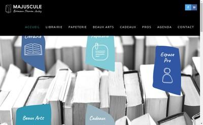 Site internet de SA Librairie Birmann