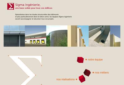 Capture d'écran du site de Ligne Droite