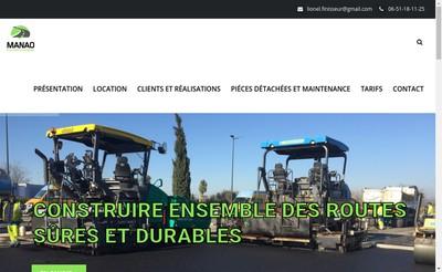 Site internet de Ollivier Finisseur