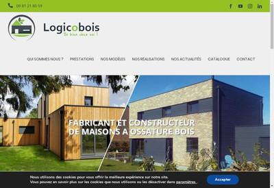 Site internet de Logicobois