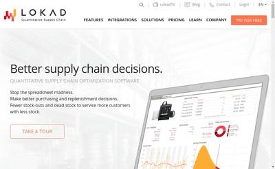 Site internet de Lokad SAS