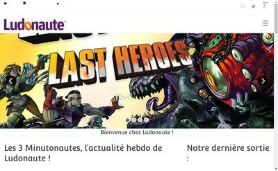 Site internet de Ludonaute