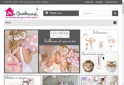 Site internet de Ma Chambramoi