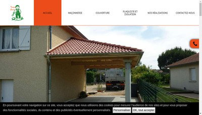 Site internet de Tanguy Bordet