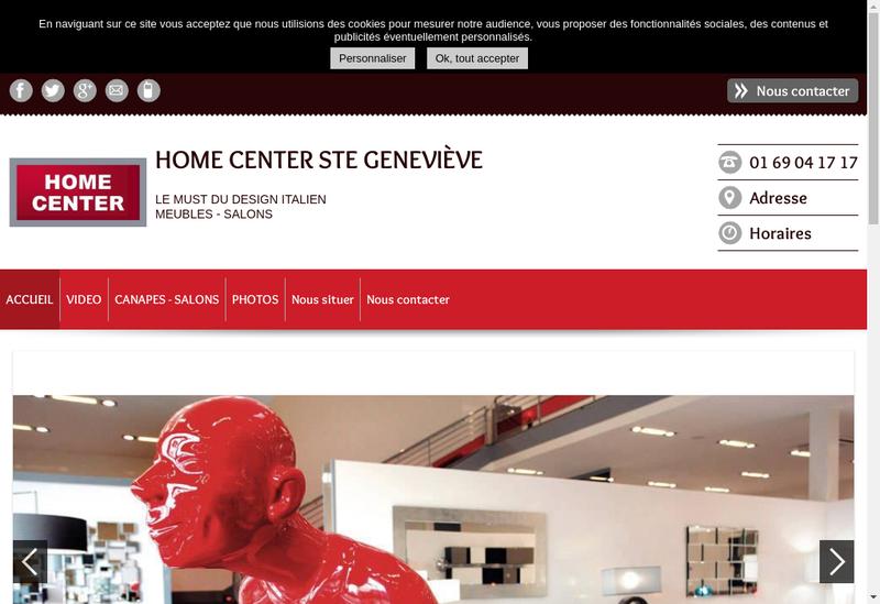 Capture d'écran du site de Dipagen