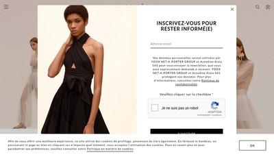 Site internet de Azzedine Alaia Sas