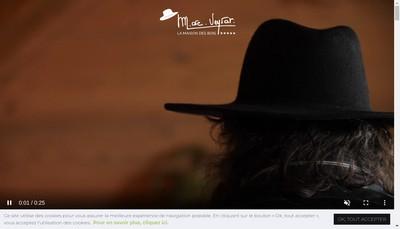 Site internet de La Maison de Marc Veyrat