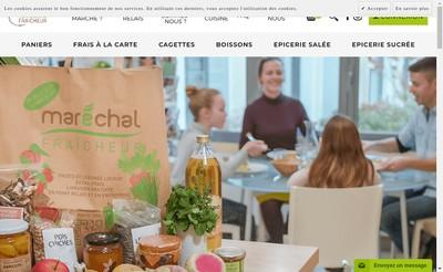 Site internet de Les Jardins du Printemps