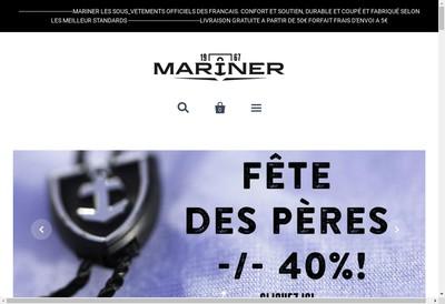Site internet de Mariner International
