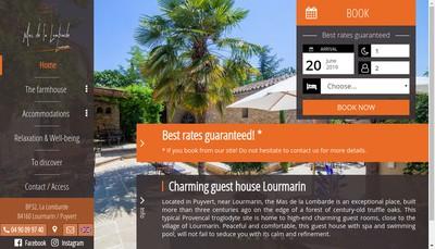 Site internet de Lombarde