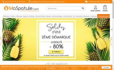 Site internet de Maspatule