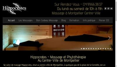 Site internet de Hippocrates