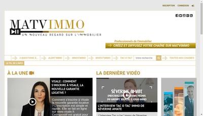 Site internet de Rzotv