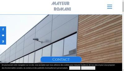 Site internet de Les Techniciens du Toit