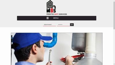 Site internet de Mbs