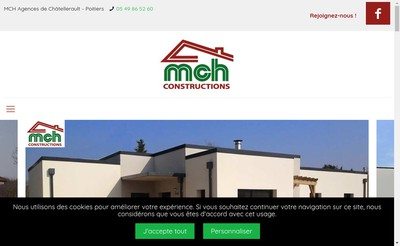 Site internet de MCH