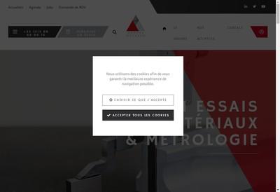 Site internet de Mecasem
