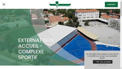 Site internet de Mediterranee Environnement