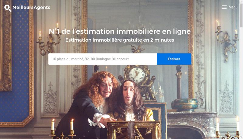 Capture d'écran du site de Falguiere Conseil