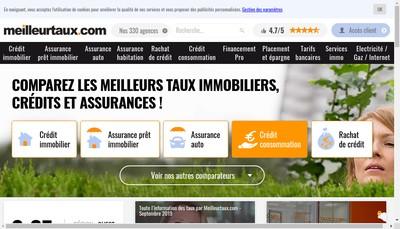 Site internet de Fdc Courtage