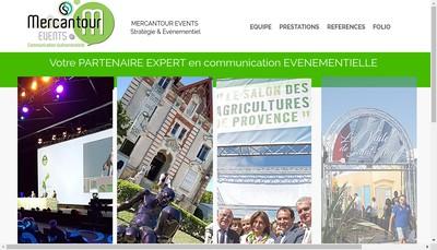 Site internet de Mercantour