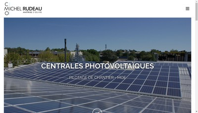 Site internet de Cmo Michel Rudeau