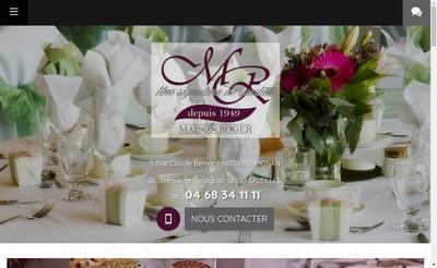 Site internet de Dom Miquel