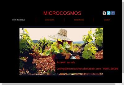 Site internet de Microcosmos