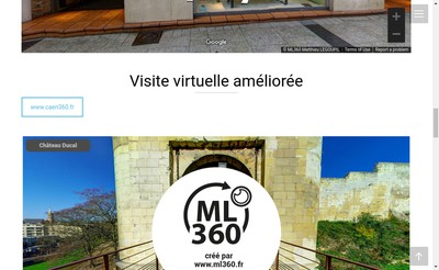 Site internet de Ml360