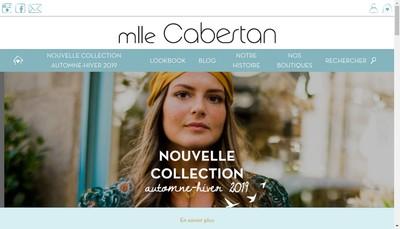 Site internet de Le Cabestan
