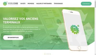 Site internet de Mobilecase
