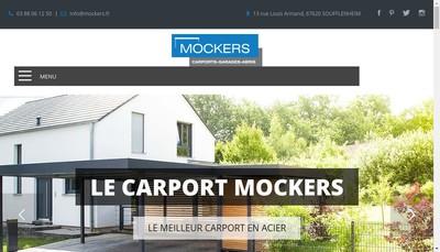 Site internet de Mockers