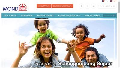 Site internet de Europusa