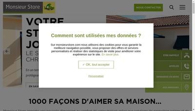 Site internet de Sacherie d'Auvergne