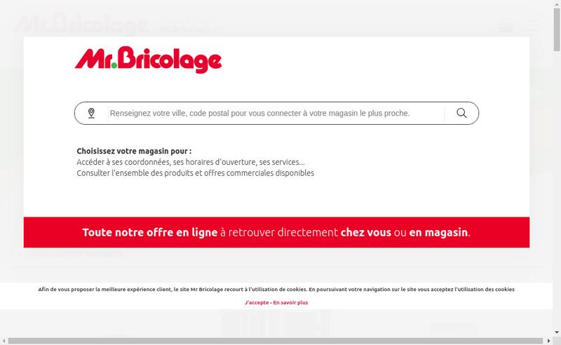 Capture d'écran du site de Catena France