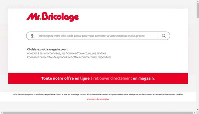 Site internet de Catena France