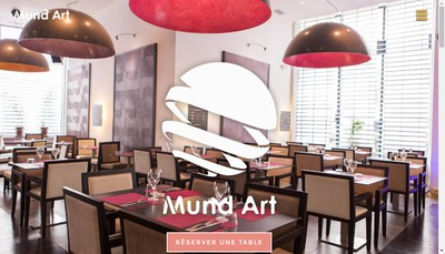 Site internet de Mund Art